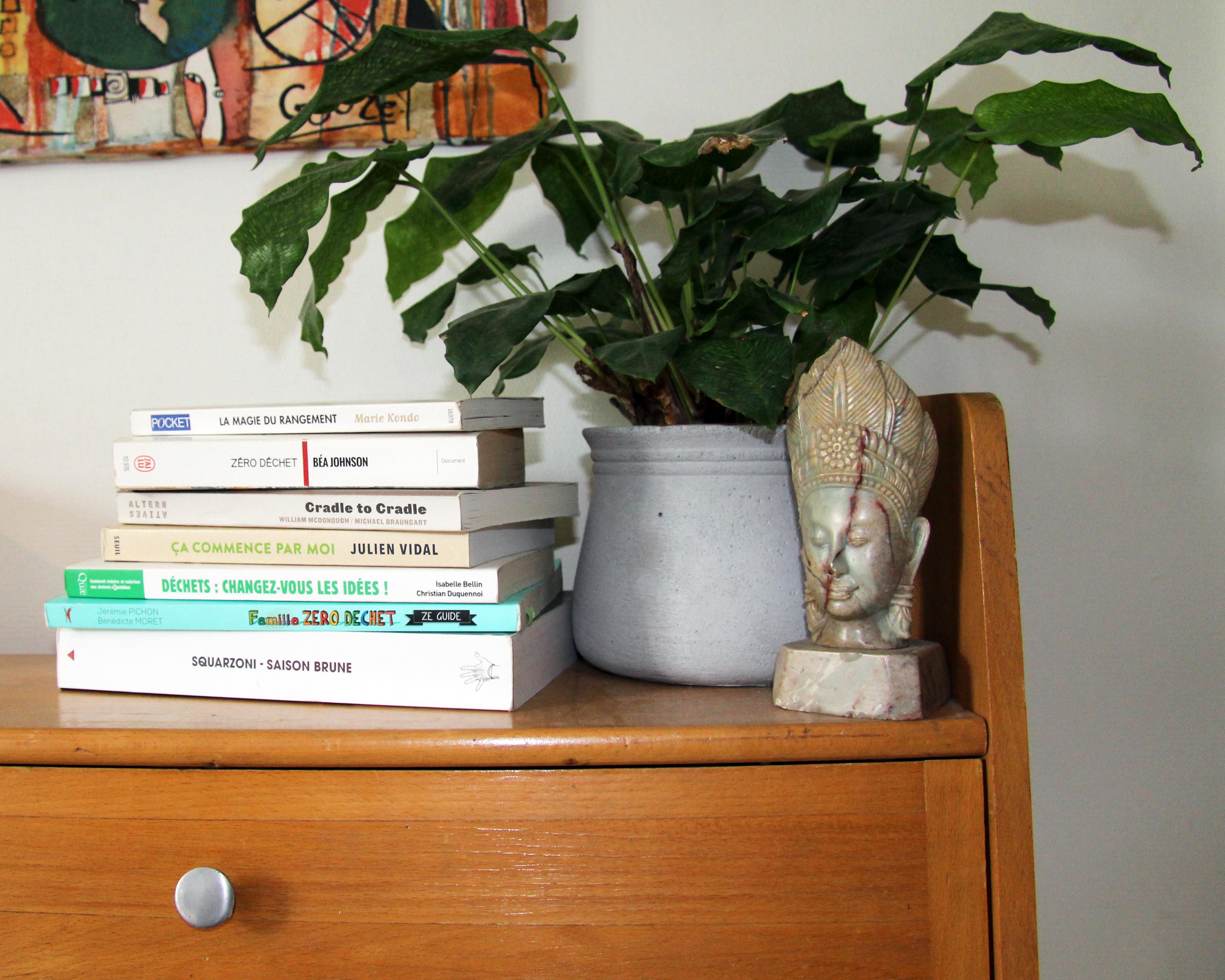 Livres utiles pour transition facile