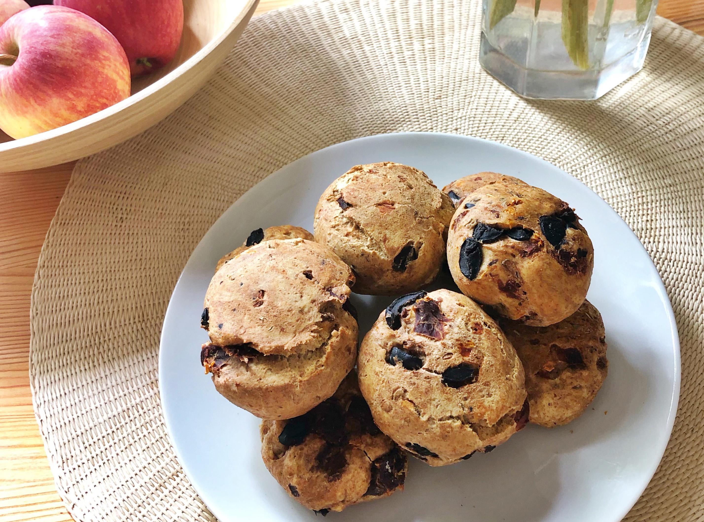 Savory Cookies – food to go!