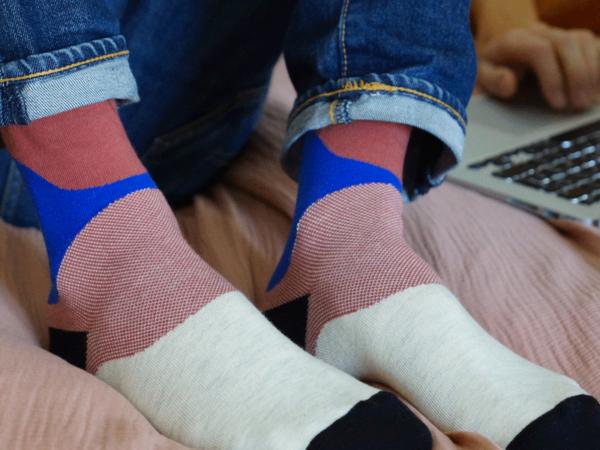 Bonpied, les chaussettes bienveillantes!